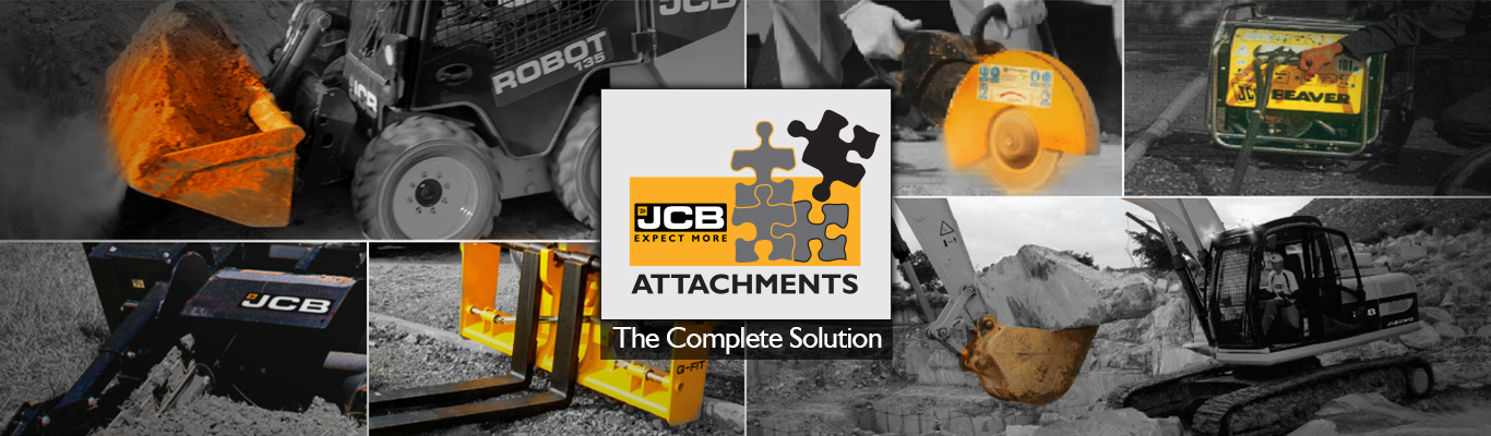 JCB Attachments Noida