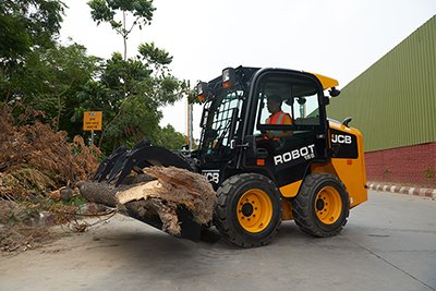 JCB Skid Steer Loaders Price India